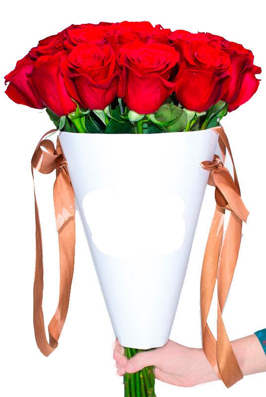 Москве, стандартный букет роз купить в одесса