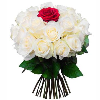 Букет из 25 роз Любимой моей!