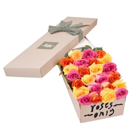 Цветы в коробке-09
