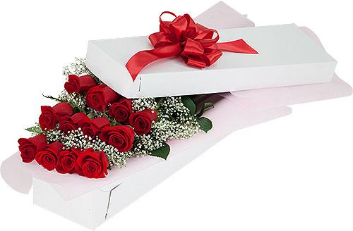 Цветы в коробке-12