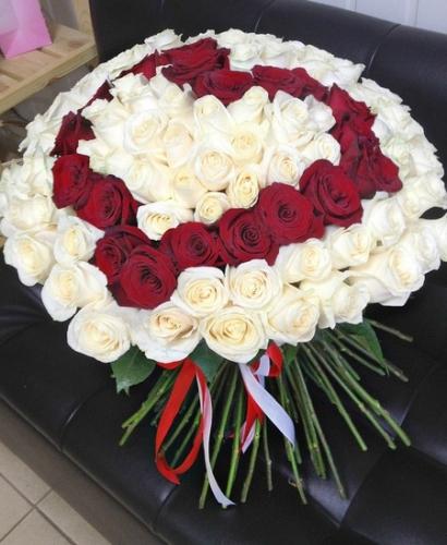 Сердце роз