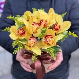 Доставим цветы в Одессе