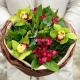 Экзотические цветы в букете