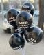 Набор прикольных черных шаров